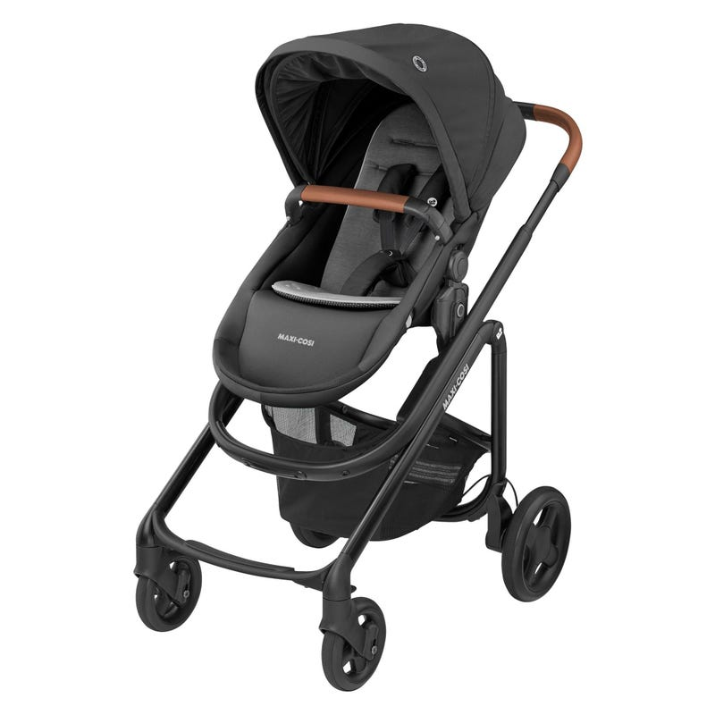 Stroller Lila CP Essential - Black