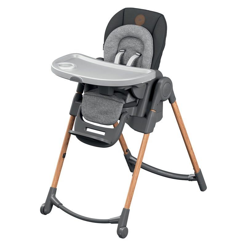 Chaise Haute Minla - Graphite