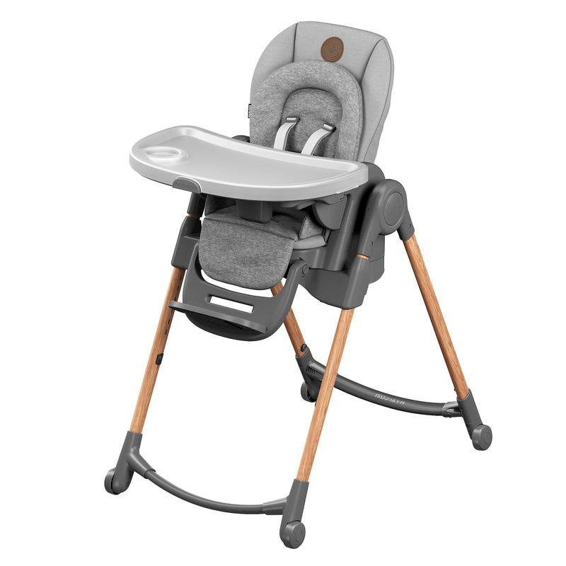 Chaise Haute Minla - Gris