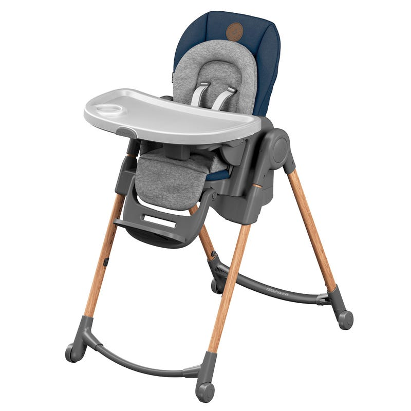 High Chair Minla - Blue