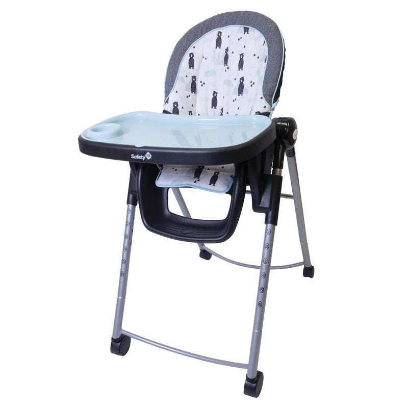 Chaise Haute Réglable Ours