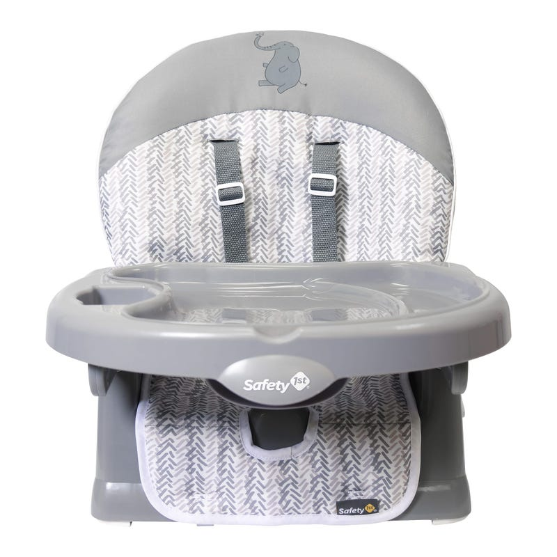 Recline and Grow Booster seat - Grey