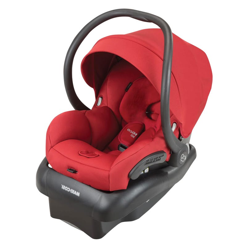 Mico 30 Car Seat 5-30lb - Red Rumor