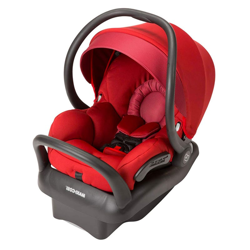 Car Seat 4-30 Mico Max Red