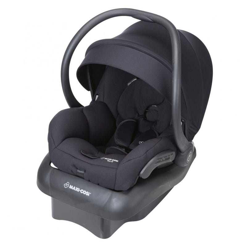 Mico 30 Car Seat 5-30lb - Night Black