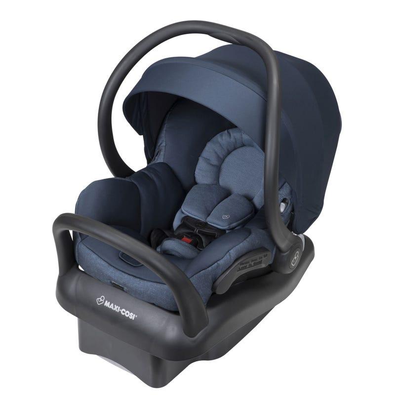 Car Seat Mico Max 4-30lb - Nomad Blue