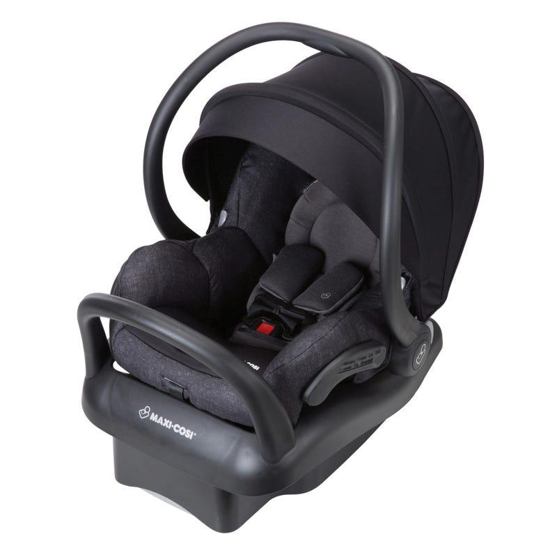 Mico Max 30 Nomad Car Seat 4-30lb - Black