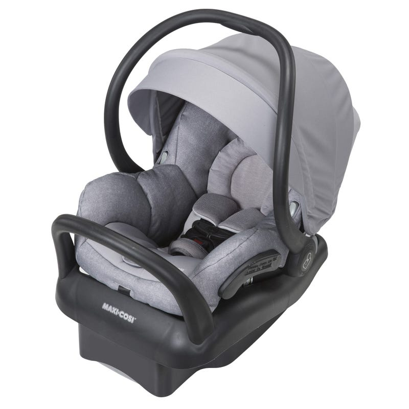Mico Max Infant Car Seat - Nomad Gray