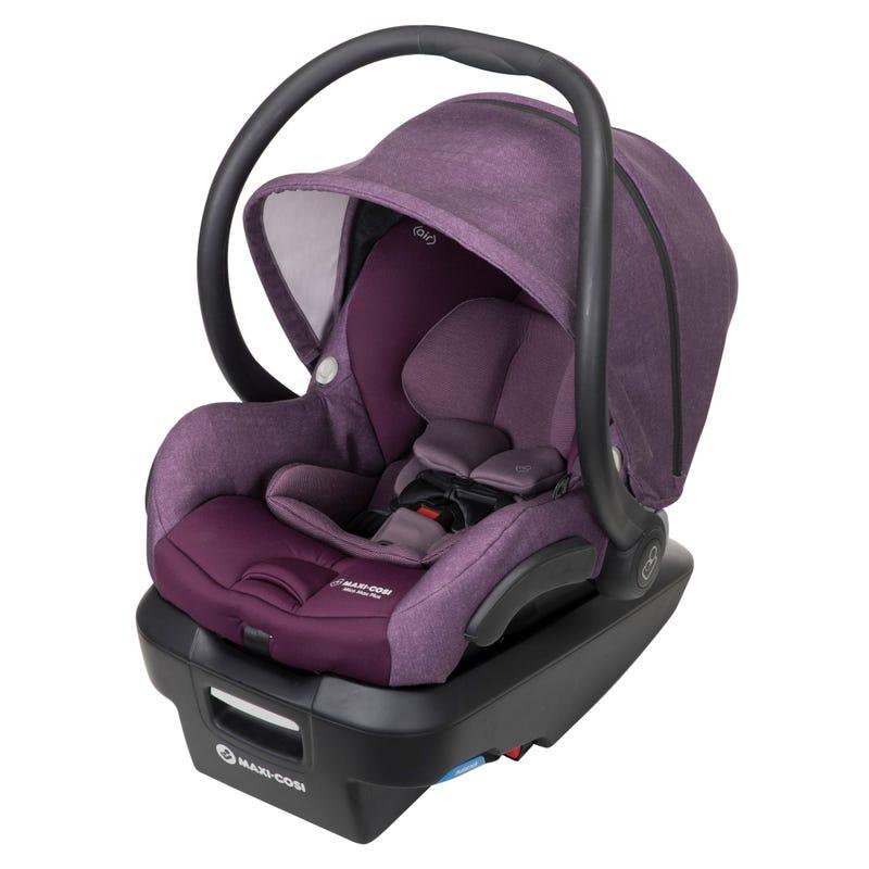 Car Seat Mico Max Plus- Nomad Purple