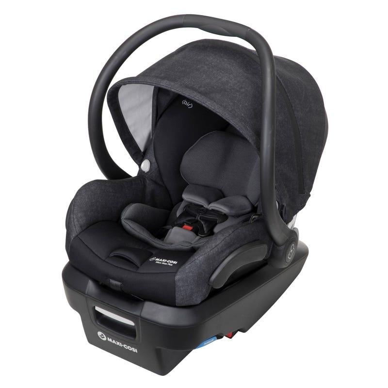 Car Seat Mico Max Plus- Nomad Black