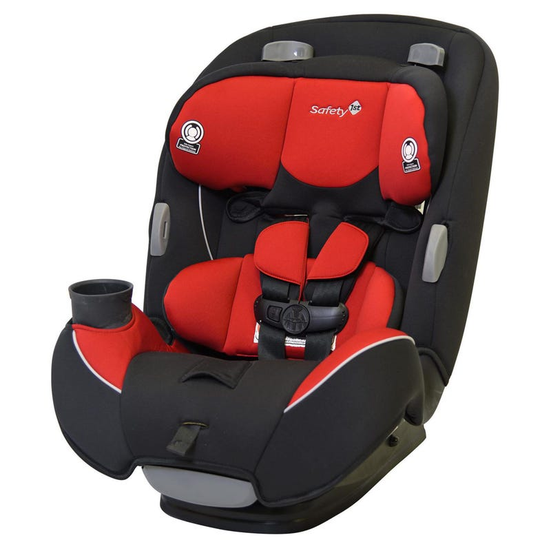 Car Seat Grow N Go Sport - Red