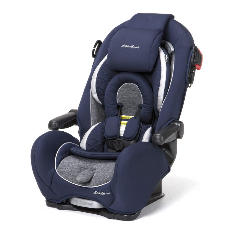Deluxe 3-in-1 Car seat 5-100lb - Night Blue