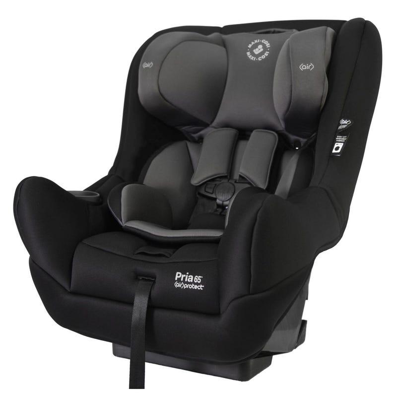 Siège d'Auto Pria 65 - Total Noir