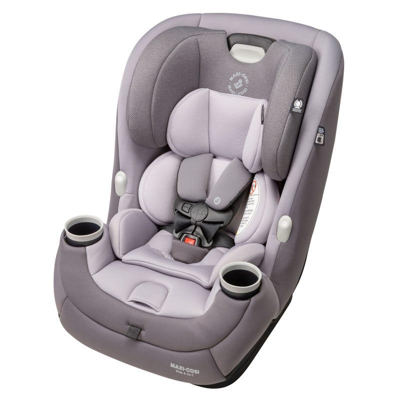 Car Seat Pria 3in1 - Silver Charm