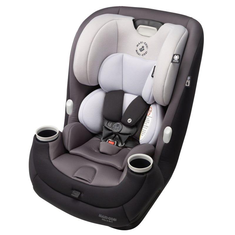 Car Seat Pria 3in1 - Blackened Pearl