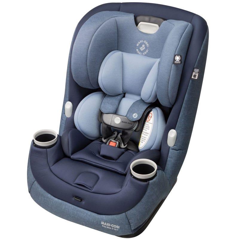 Siège Auto Pria 3en1 Max - Nomad Bleu