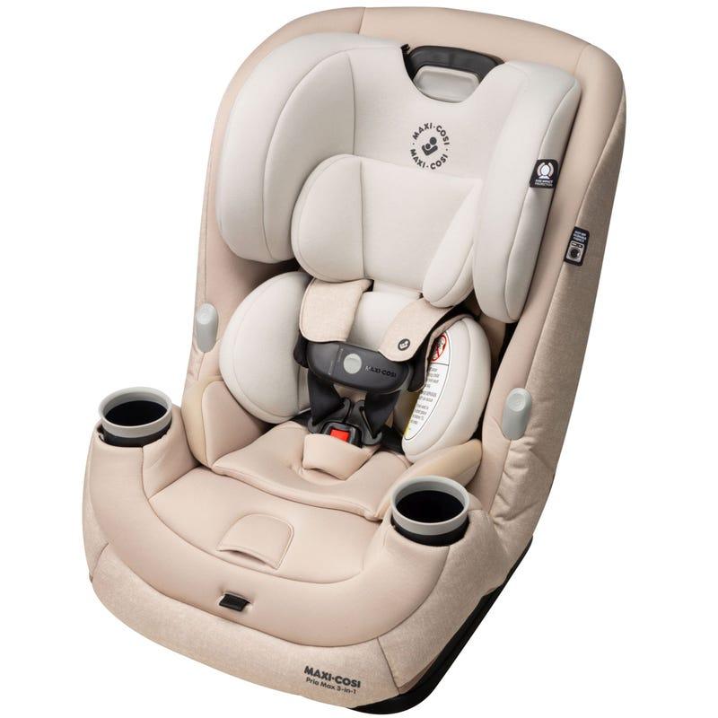 Siège Auto Pria 3en1 Max - Nomad Sable