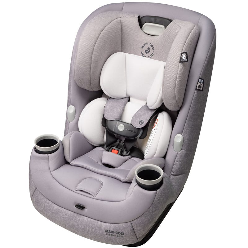 Car Seat Pria 3in1 Max - Nomad Gray