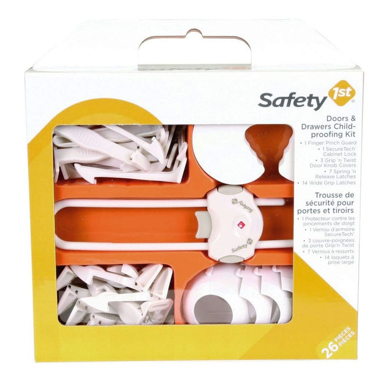 Doors and Drawers Child Proofing Kit