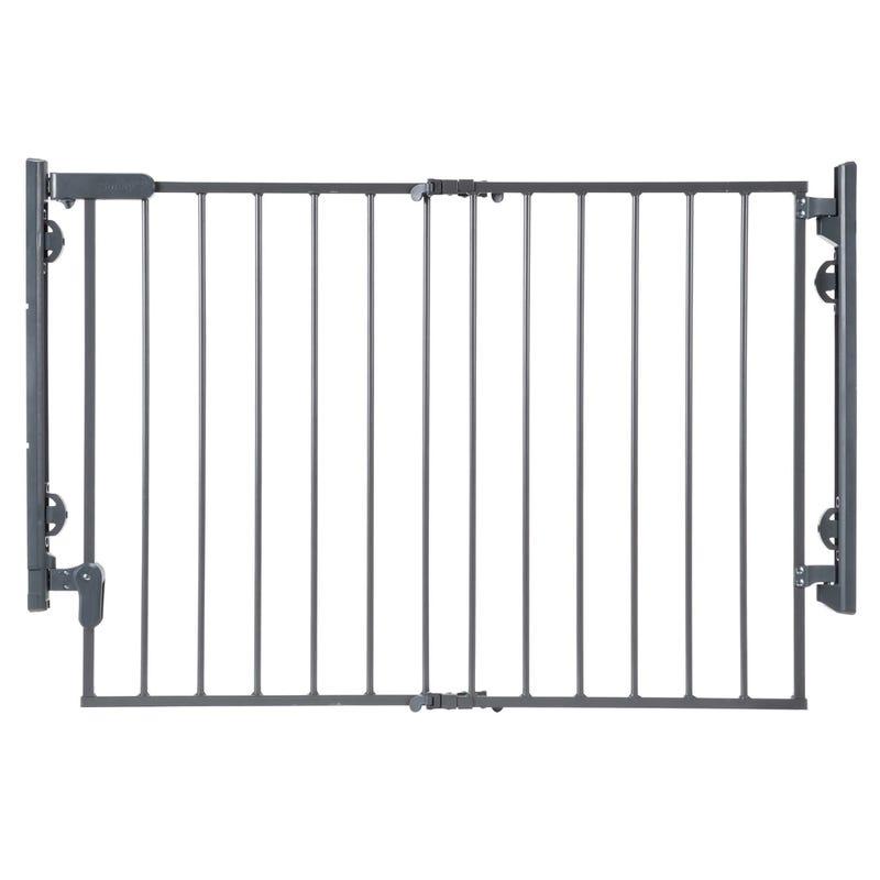 Barrière d'Escalier Grise