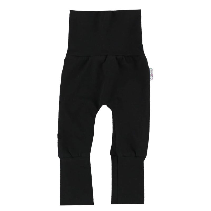 Evolutive Pants 0-36m - Plain