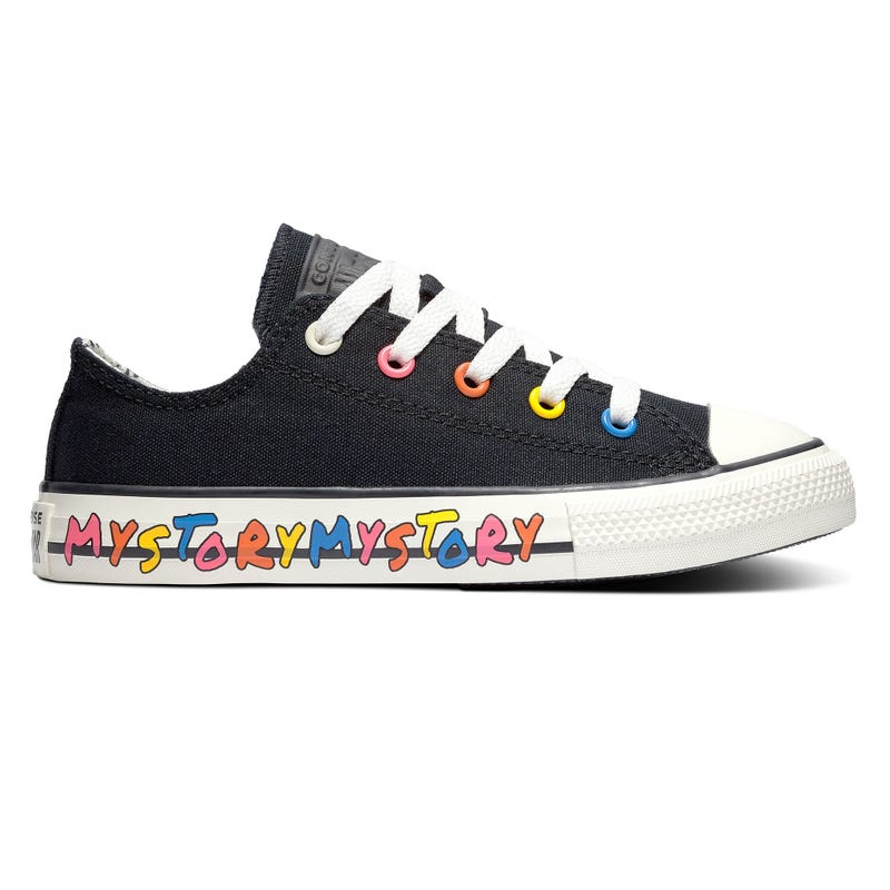 Soulier My Story Chuck Taylor OX Pointures 11-3