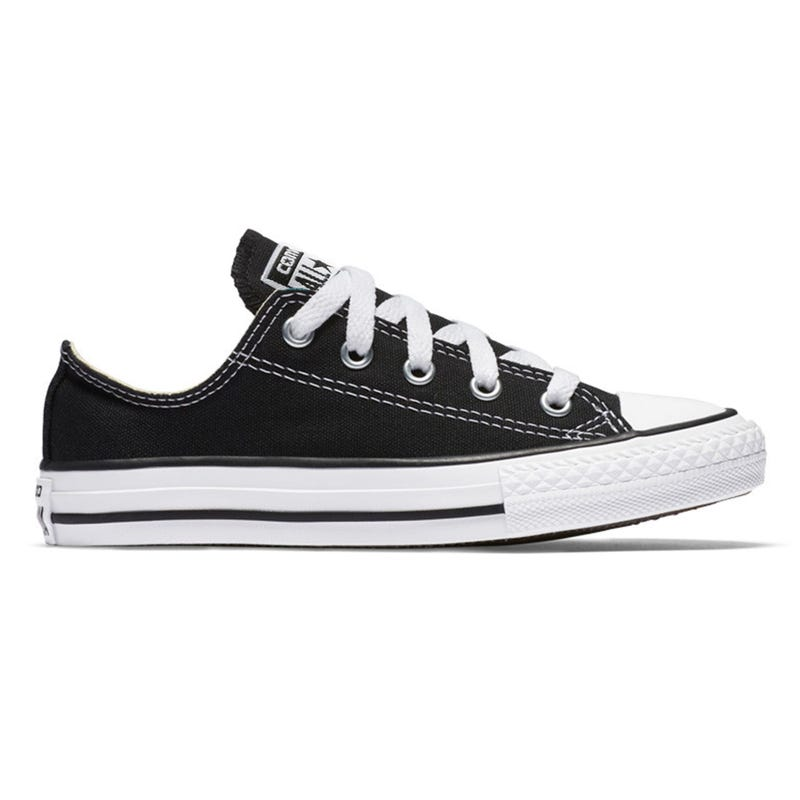 Chuck Taylor All Star Low Top Sizes 11-3 - Black