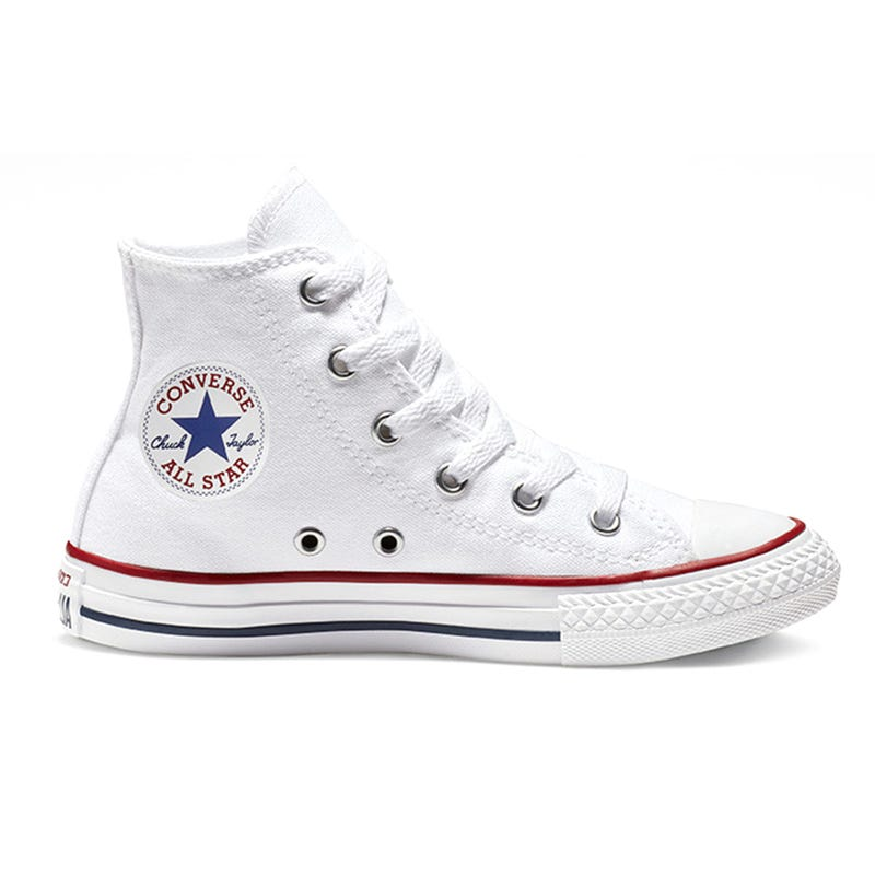 Chuck Taylor All Star High Top Sizes 13-3 - White