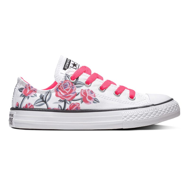 Chuck Taylor All Star Low Top Sizes 11-3 - Flowers