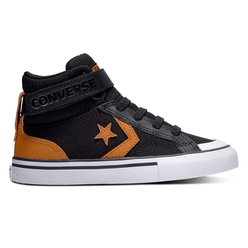 Pro Blaze Strap High Top Sizes 11-3 - Black