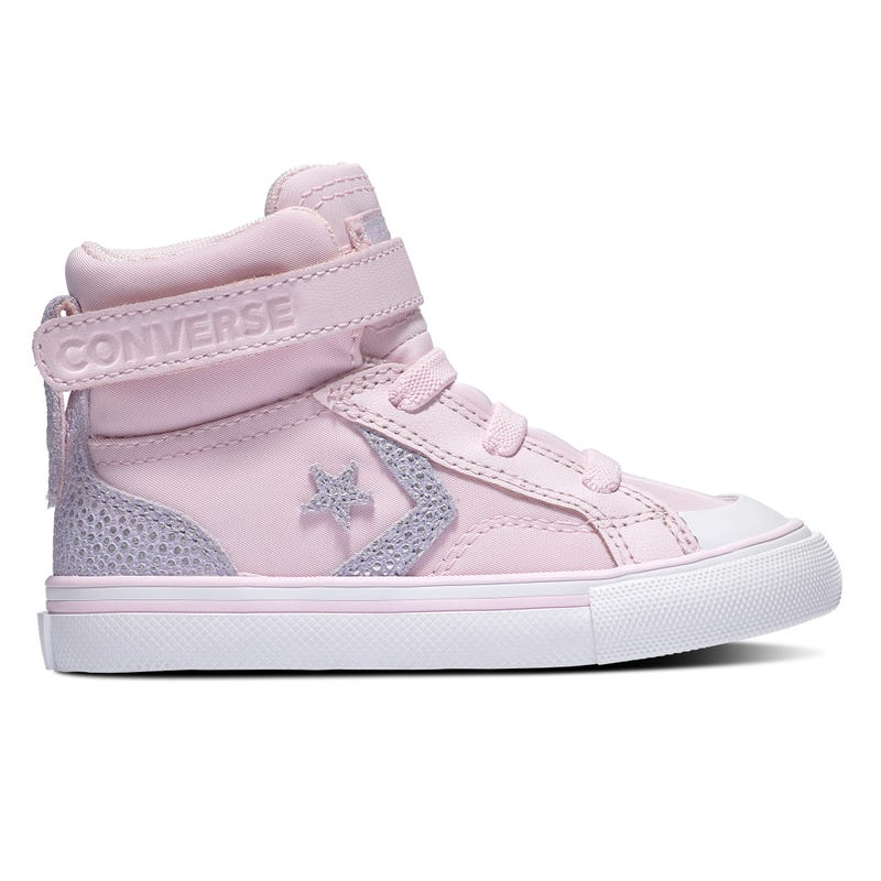 Pro Blaze Strap High Top Sizes 4-10 - Pink