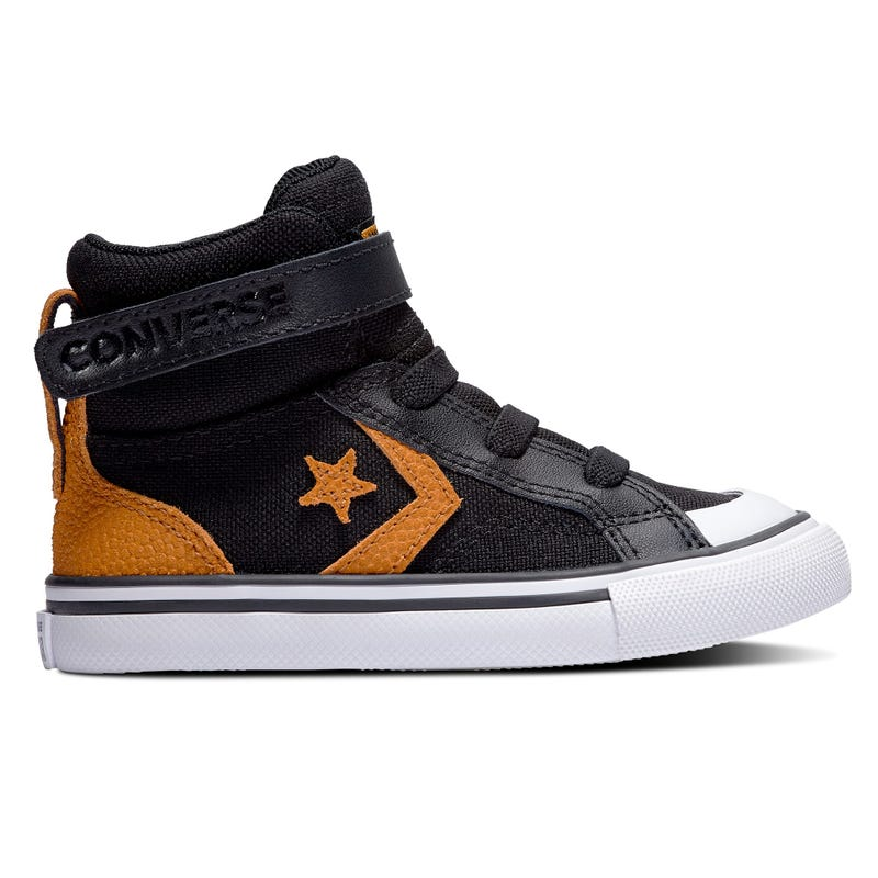 Pro Blaze Strap High Top Sizes 4-10 - Black