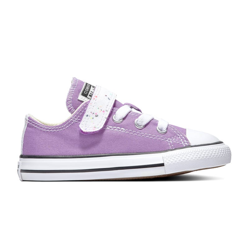 Purple Chuck Taylor Shoe Sizes 4-10