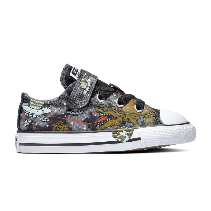 Soulier Chuck Taylor Dinosaure Pointures 4-10