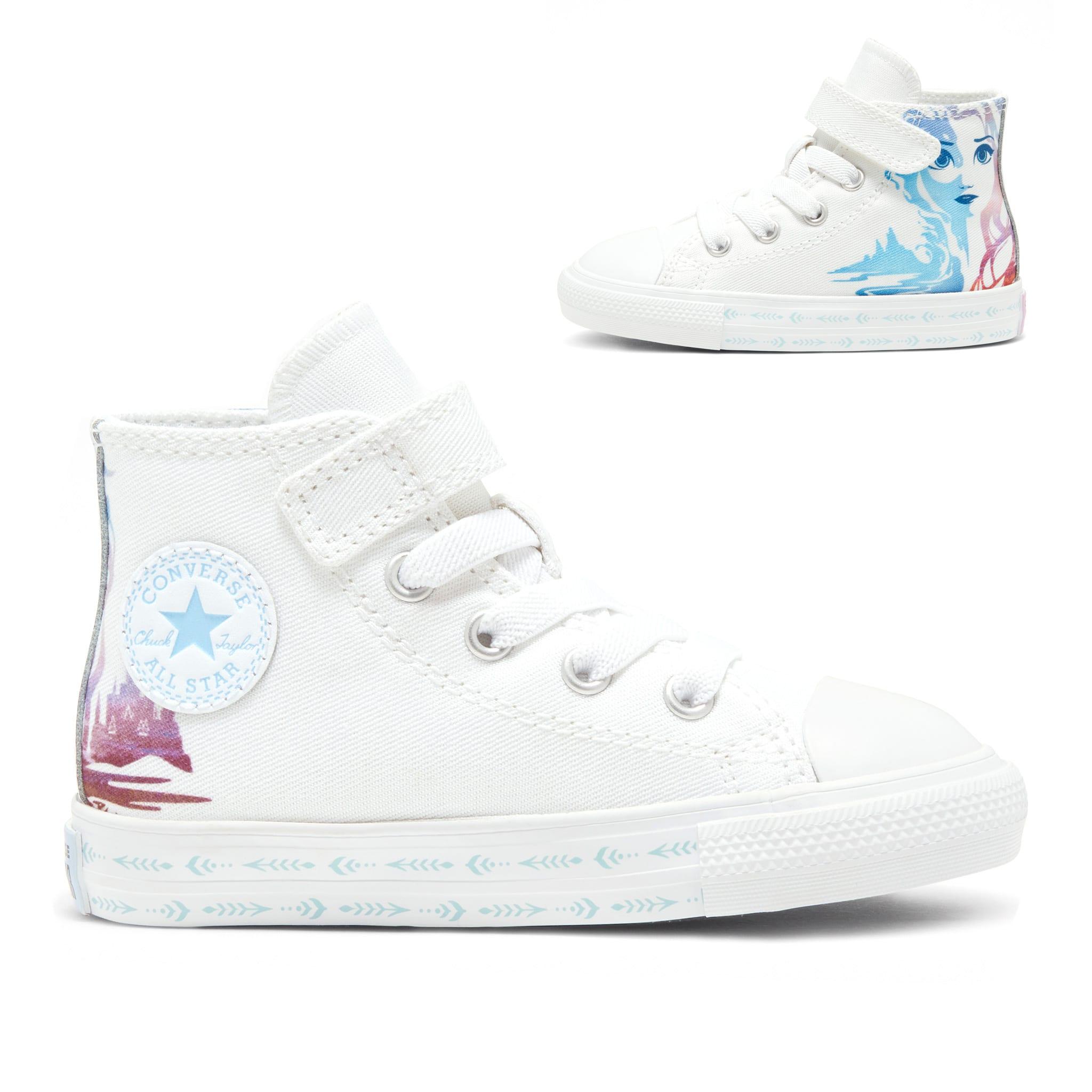 chaussure la reine des neiges converse
