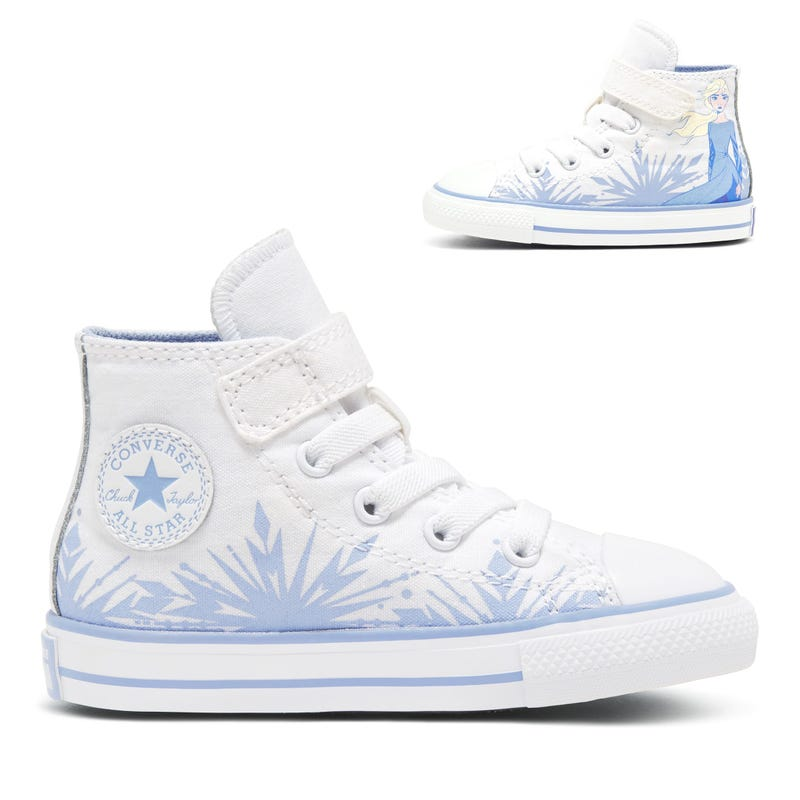 Frozen 2 Chuck Taylor AS 1V Hi Top - Elsa