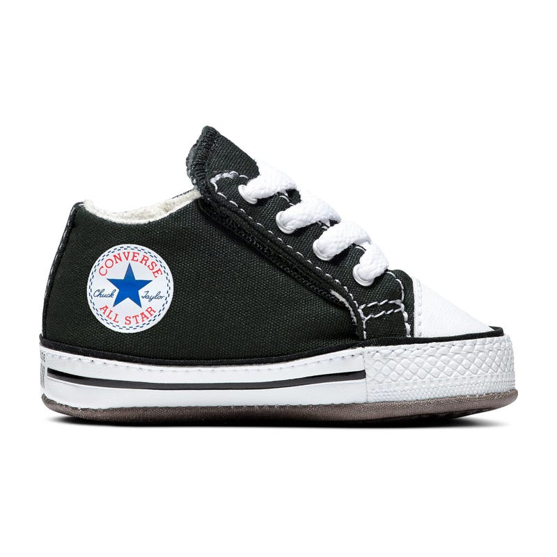 Black Chuck Taylor Shoe Sizes 1-4
