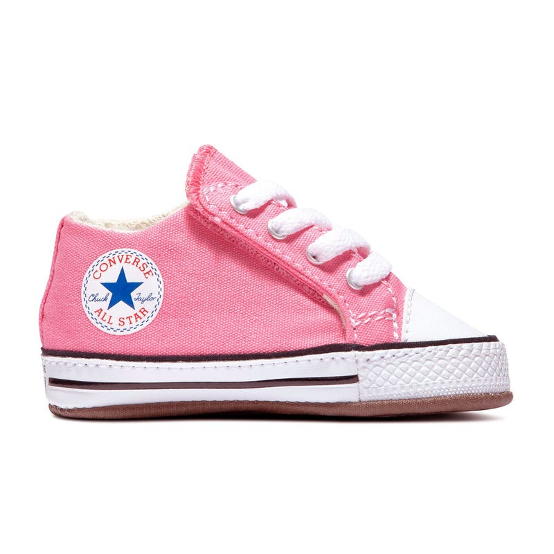 Pink Chuck Taylor Shoe Sizes 1-4