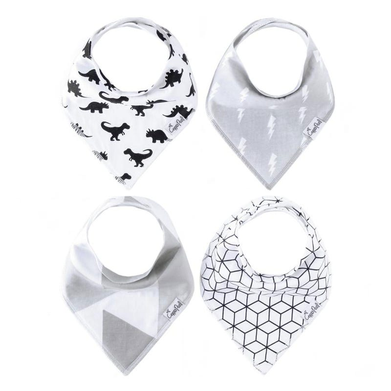 Baby Bandana Bibs Set of 4 - Cruise