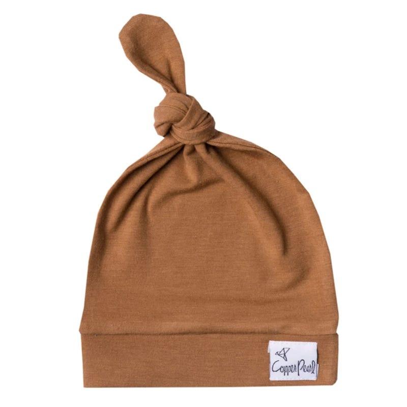 Chapeau 0-4mois - Camel