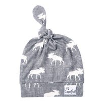 Scout Top Knot Hat 0-4m