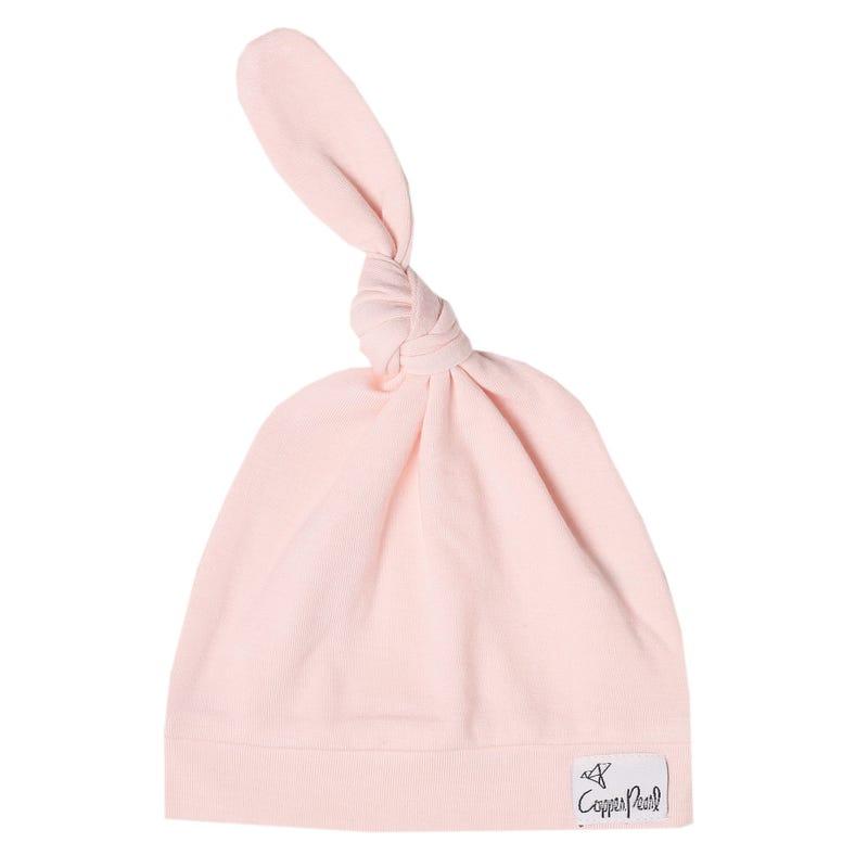 Chapeau 0-4mois - Rose Blush