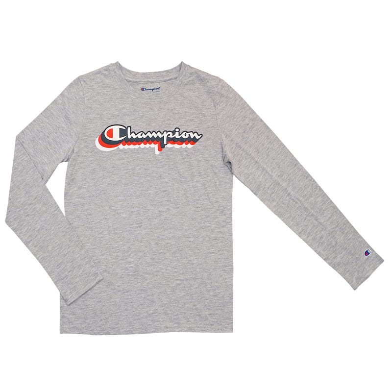 Logo Long Sleeves T-Shirt 7-16y