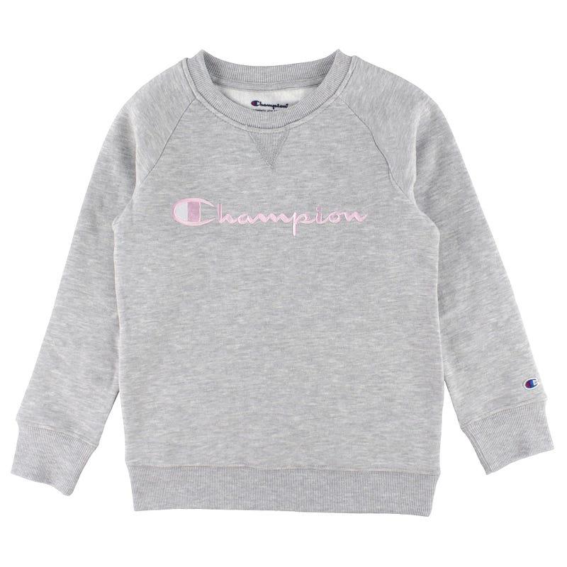 Classic Script Sweatshirt 7-16