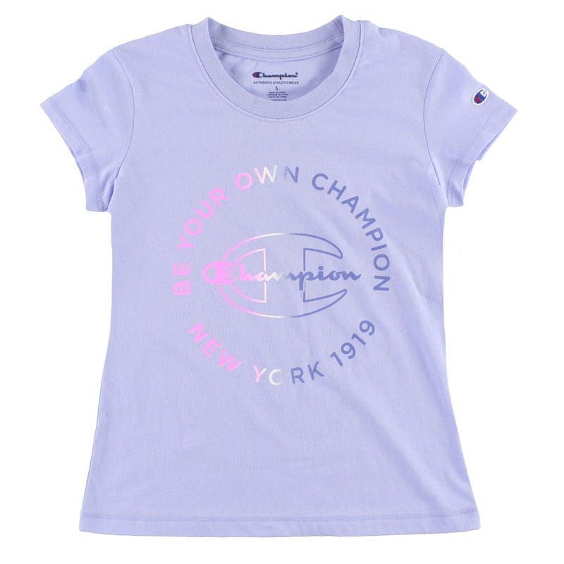 Champion Ombre T-Shirt 7-16y
