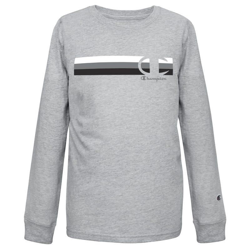 T-shirt Manches Longues Multi Stripe 8-20ans