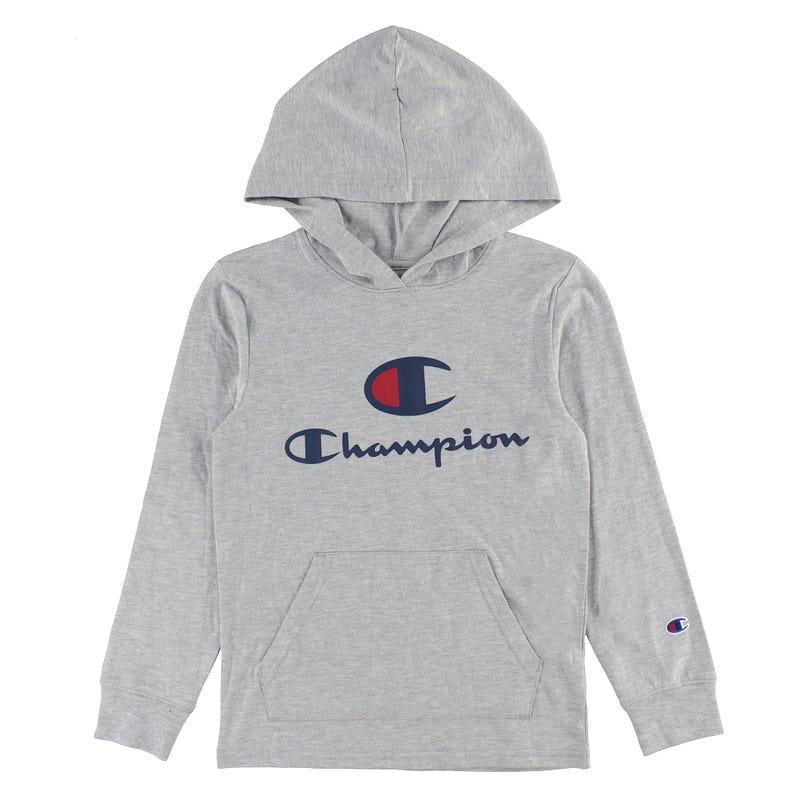 T-shirt Capuchon C Script 8-20ans