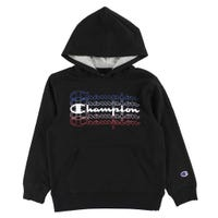 French Terry Print Hoodie 8-16y