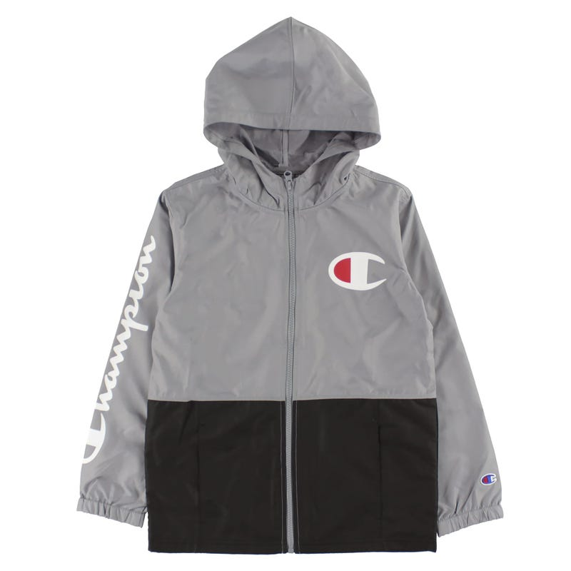 Color Blocked Windbreaker 8-16y