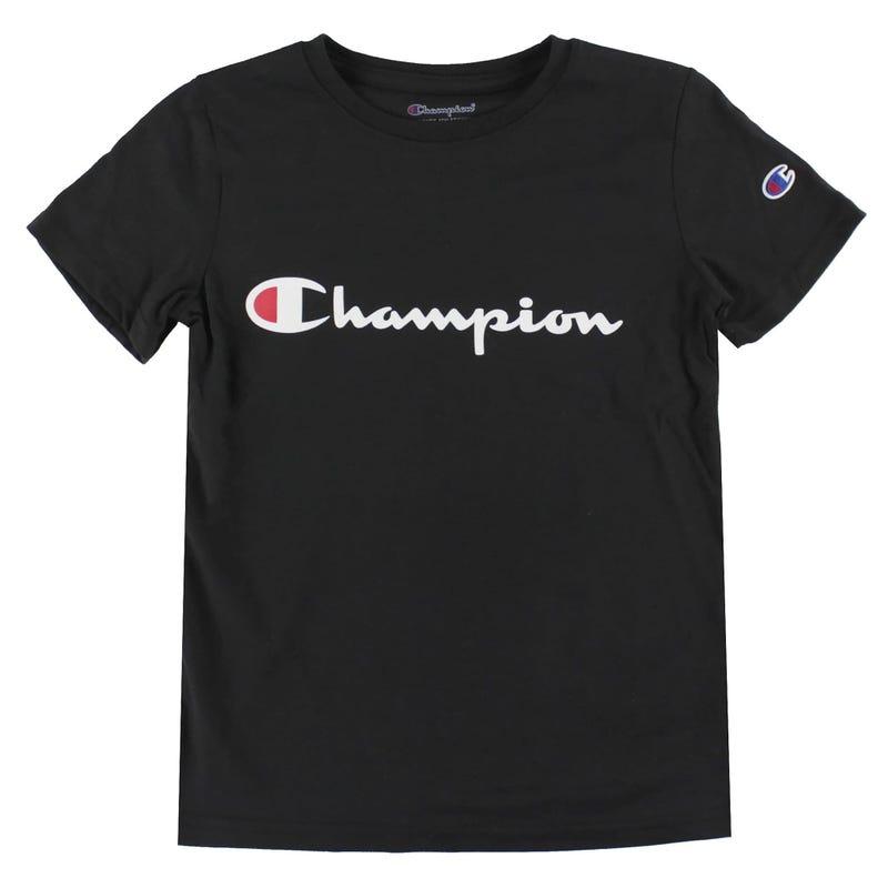 T-Shirt Classic Script 8-16ans